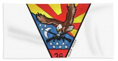 Mag-36 Patch Beach Towel