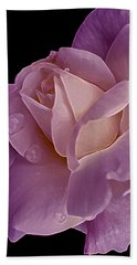 Magenta Queen 8  Beach Towel