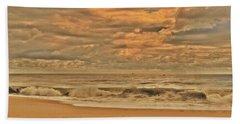 Magic In The Air - Jersey Shore Beach Sheet