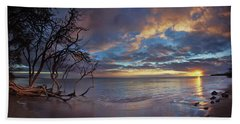 Magic Moments Beach Towel by James Roemmling