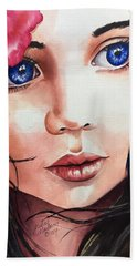 Magic Secrets Beach Towel