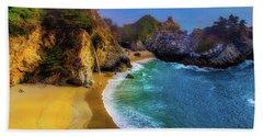 Magical Bay Beach Towel