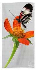 Magical Butterfly Beach Sheet