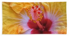 Magical Hibiscus  Beach Towel