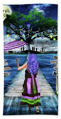 Magical New Orleans Beach Towel