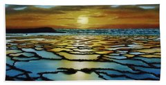 Magical Sunset Beach Towel