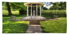 Magna Carta Memorial Beach Sheet