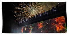 Magnaball Finale Beach Towel