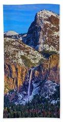 Magnificent Bridaleveil Falls Beach Towel