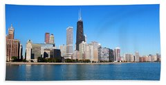 Magnificent Chicago Beach Towel