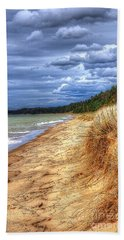 Magoon Creek North Beach Sheet by Randy Pollard
