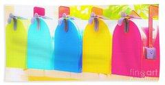 Mail For You Beach Towel