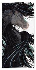Majestic Dream Horse #138 Beach Towel