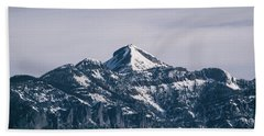 Majestic Morning On Pagosa Peak Beach Towel