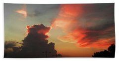Majestic Sky Beach Towel