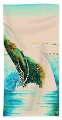 Majesty Beach Towel