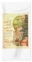 Make It Merry...make It Mojud Beach Sheet