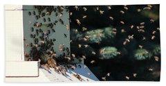 Making Honey - Landscape Beach Sheet