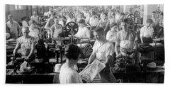Making Money At The Bureau Of Printing And Engraving - Washington Dc - C 1916 Beach Sheet