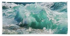 Making Waves Beach Towel