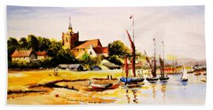 Maldon Essex Beach Sheet