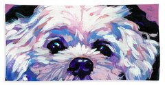 Shih Tzu Beach Towels