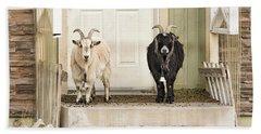The Goat Guard Beach Sheet