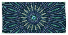 Mandala 3 Beach Towel