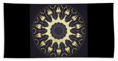 Mandala 4 Beach Towel
