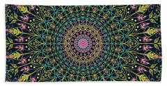 Mandala 6 Beach Towel