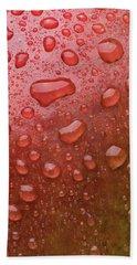 Mango Skin Beach Towel by Steve Gadomski