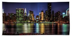 Manhattan Beauty Beach Towel