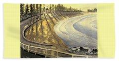 Manly Beach Sunset Beach Sheet