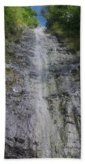 Manoa Falls Beach Towel