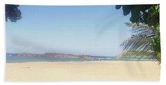 Mar A Lo Lejos Beach Sheet