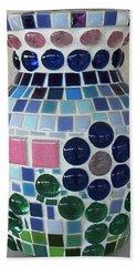 Marble Vase Beach Towel by Jamie Frier