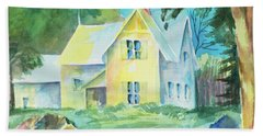 Marblehead Cottage Beach Sheet