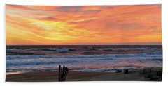 March 23 Sunrise  Beach Towel