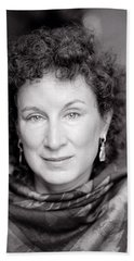 Margaret Atwood Beach Sheet