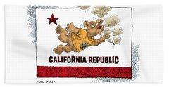 Marijuana Referendum In California Beach Sheet
