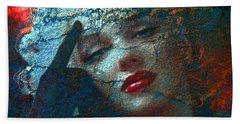 Marilyn Str. 1 Beach Towel