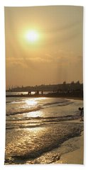 Marina Di Ragusa Beach Towel
