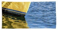 Maritime Reflections Beach Towel