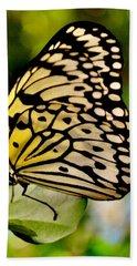 Mariposa Butterfly Beach Towel
