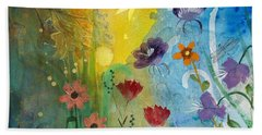 Mariposa Beach Towel