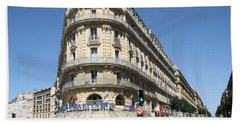 Marseille, France Beach Towel