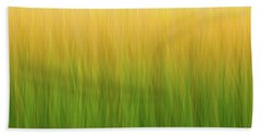 Marsh Grass Beach Towel