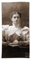 Mary Engle Pennington, American Chemist Beach Towel
