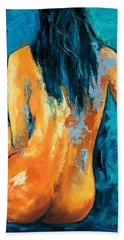 Mary Lou Beach Towel