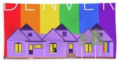 Mary's Rainbow Beach Sheet